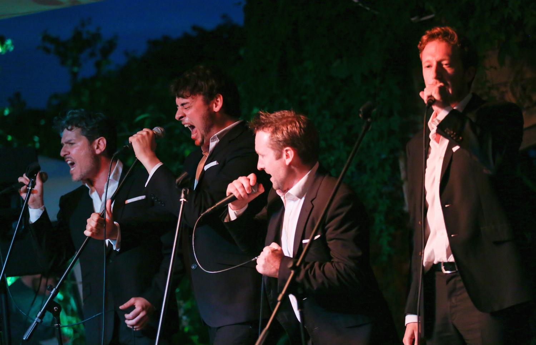 Male Opera Singers London Operatico